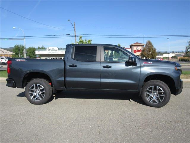 2020 Chevrolet Silverado 1500 LT Trail Boss for sale in ...