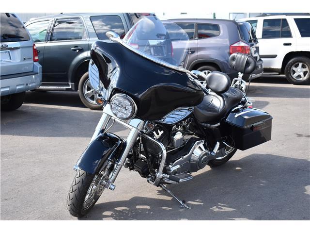 2006 Harley-Davidson Street Glide  1HD1KAV146Y657737 T37086A in Saskatoon