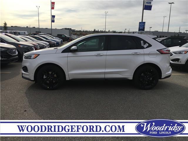 2019 Ford Edge ST (Stk: K-2480) in Calgary - Image 2 of 5