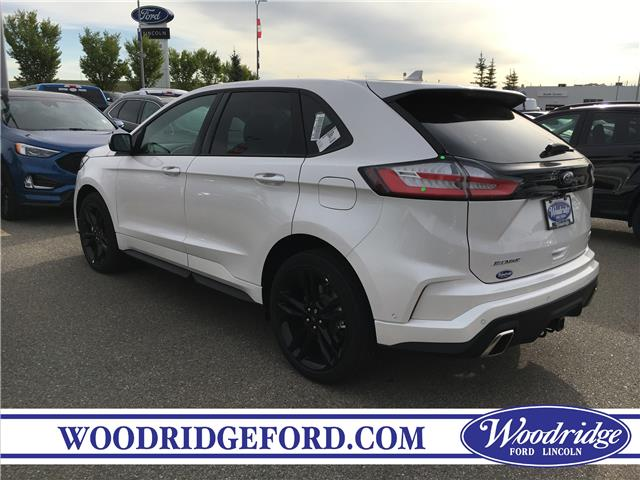 2019 Ford Edge ST (Stk: K-2480) in Calgary - Image 3 of 5