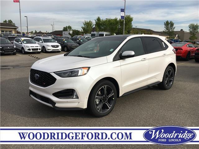 2019 Ford Edge ST (Stk: K-2510) in Calgary - Image 1 of 5