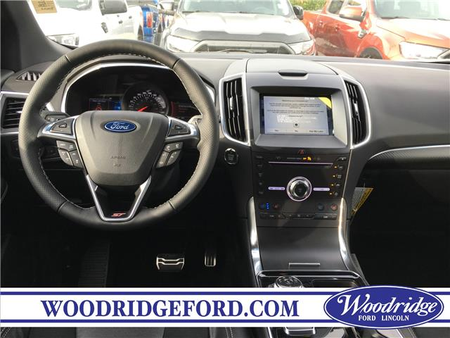 2019 Ford Edge ST (Stk: K-2510) in Calgary - Image 4 of 5