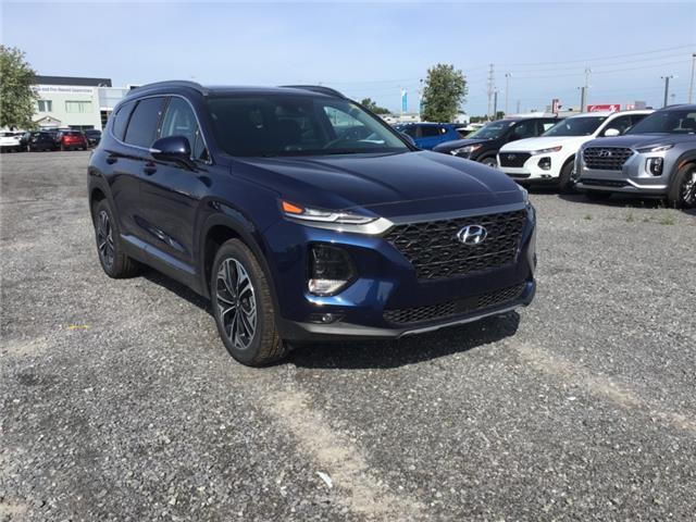 2020 Hyundai Santa Fe Ultimate 2.0 (Stk: R05047) in Ottawa - Image 1 of 10