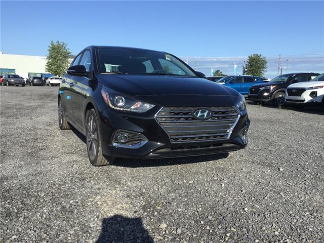 2020 Hyundai Accent Ultimate (Stk: R05035) in Ottawa - Image 1 of 10