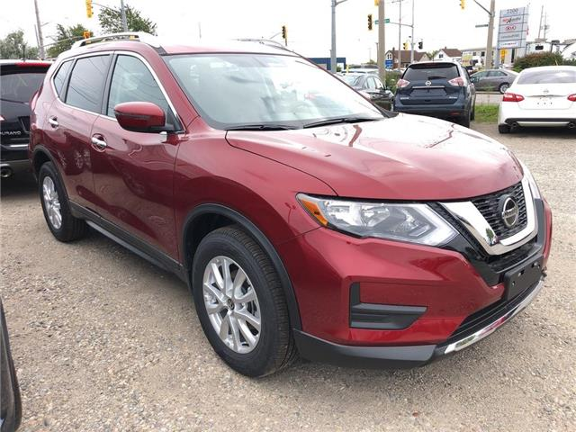 2020 Nissan Rogue S (Stk: W0007) in Cambridge - Image 3 of 5