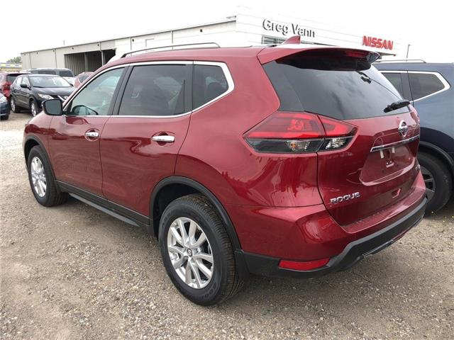 2020 Nissan Rogue S (Stk: W0007) in Cambridge - Image 4 of 5