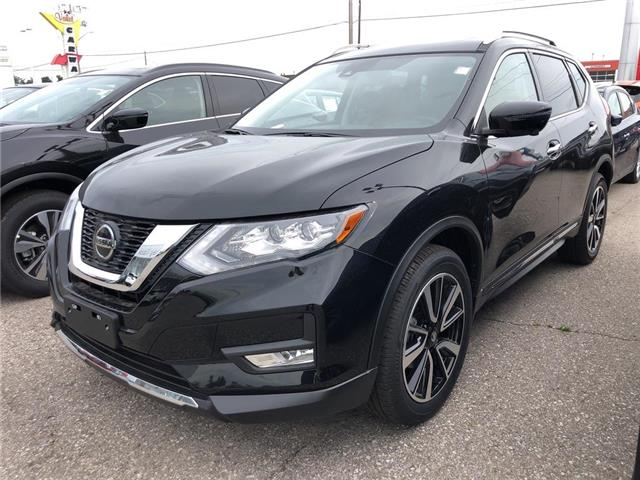 2020 Nissan Rogue SL (Stk: W0009) in Cambridge - Image 1 of 5