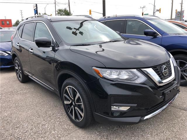 2020 Nissan Rogue SL (Stk: W0009) in Cambridge - Image 3 of 5