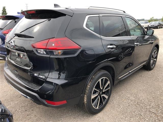 2020 Nissan Rogue SL (Stk: W0009) in Cambridge - Image 4 of 5