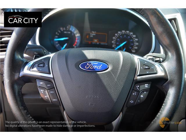 2016 Ford Edge SEL (Stk: 2670) in Ottawa - Image 11 of 20
