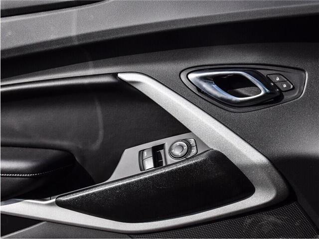 2018 Chevrolet Camaro 1LS/REDLINE/6-SPD MAN/20s/CARPLAY/DUAL MODE EXHST (Stk: 155897B) in Milton - Image 9 of 24
