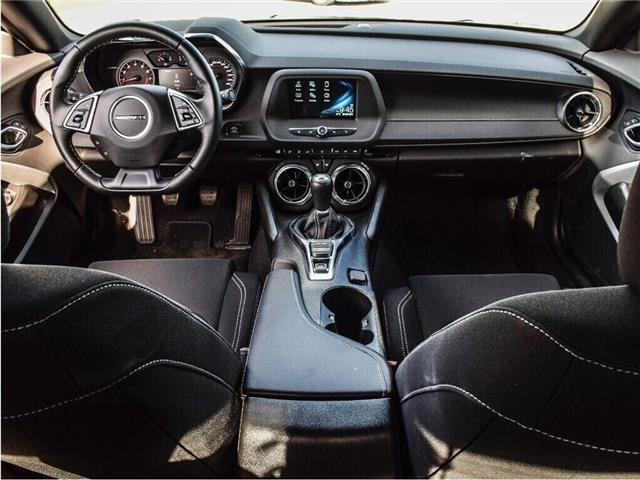 2018 Chevrolet Camaro 1LS/REDLINE/6-SPD MAN/20s/CARPLAY/DUAL MODE EXHST (Stk: 155897B) in Milton - Image 16 of 24