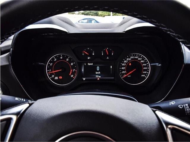 2018 Chevrolet Camaro 1LS/REDLINE/6-SPD MAN/20s/CARPLAY/DUAL MODE EXHST (Stk: 155897B) in Milton - Image 20 of 24