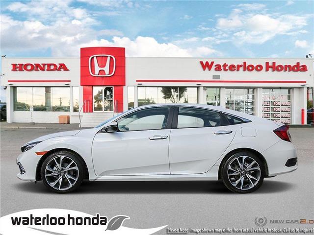 2019 Honda Civic Touring (Stk: H6125) in Waterloo - Image 3 of 23