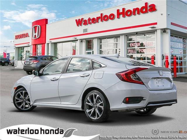 2019 Honda Civic Touring (Stk: H6125) in Waterloo - Image 4 of 23