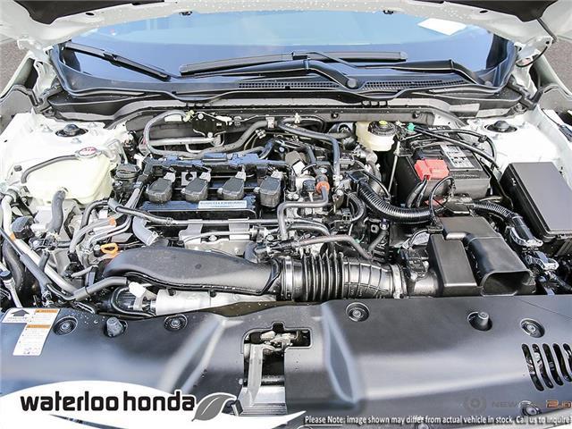 2019 Honda Civic Touring (Stk: H6125) in Waterloo - Image 6 of 23