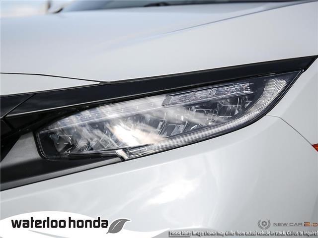 2019 Honda Civic Touring (Stk: H6125) in Waterloo - Image 10 of 23