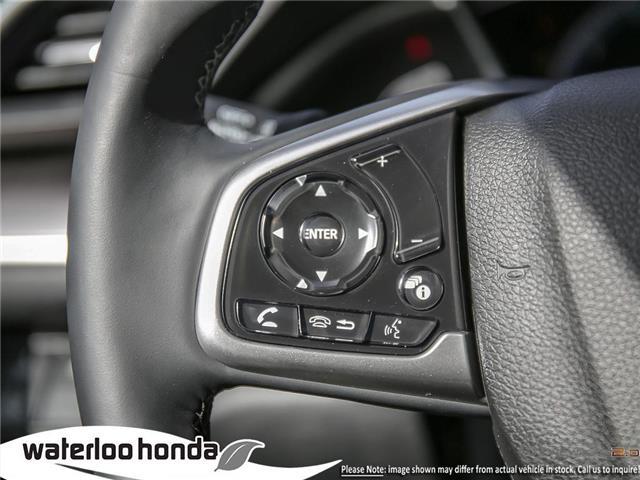 2019 Honda Civic Touring (Stk: H6125) in Waterloo - Image 15 of 23