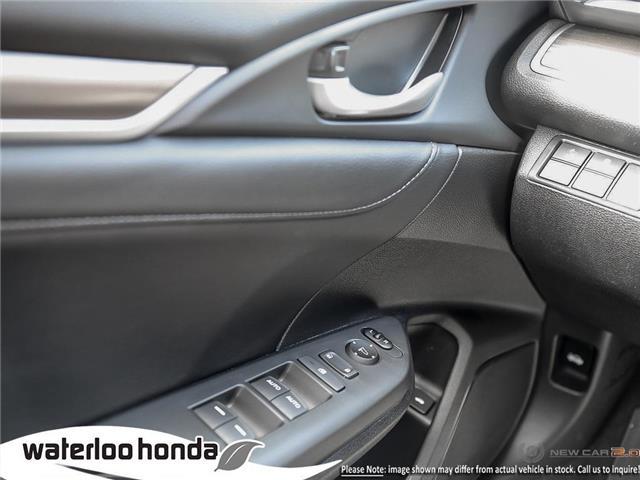 2019 Honda Civic Touring (Stk: H6125) in Waterloo - Image 16 of 23