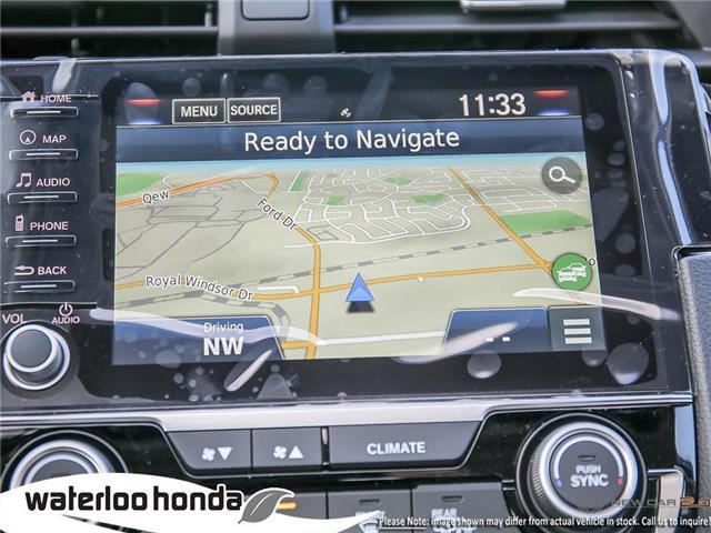 2019 Honda Civic Touring (Stk: H6125) in Waterloo - Image 18 of 23