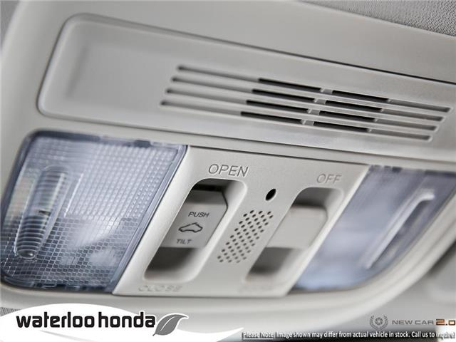 2019 Honda Civic Touring (Stk: H6125) in Waterloo - Image 19 of 23