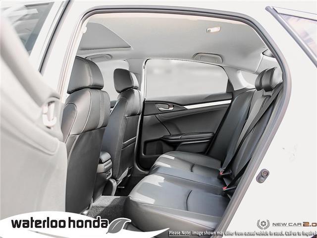 2019 Honda Civic Touring (Stk: H6125) in Waterloo - Image 21 of 23