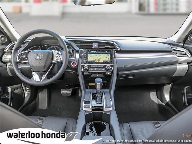 2019 Honda Civic Touring (Stk: H6125) in Waterloo - Image 22 of 23