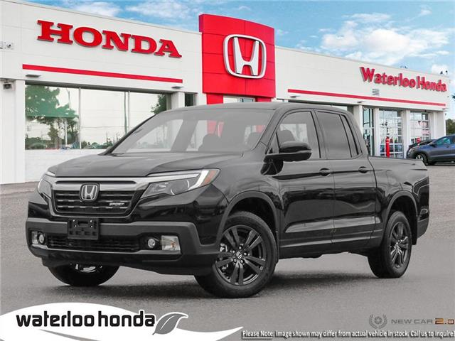 2019 Honda Ridgeline Sport (Stk: H6127) in Waterloo - Image 1 of 23