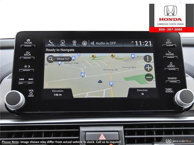 2019 Honda Accord Touring 2.0T (Stk: 20165) in Cambridge - Image 19 of 24