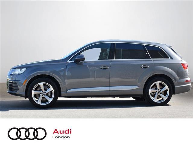 2019 Audi Q7 55 Technik (Stk: Q00356) in London - Image 3 of 26