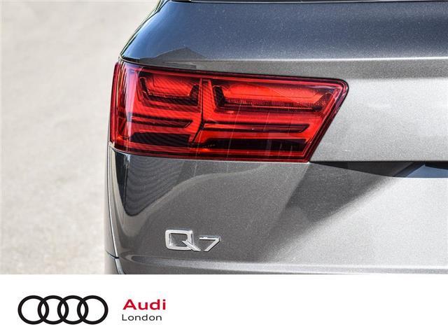 2019 Audi Q7 55 Technik (Stk: Q00356) in London - Image 6 of 26