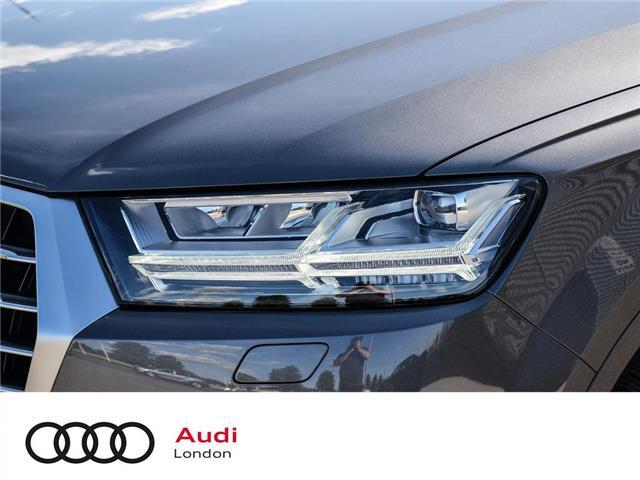 2019 Audi Q7 55 Technik (Stk: Q00356) in London - Image 8 of 26