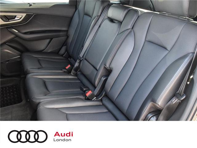 2019 Audi Q7 55 Technik (Stk: Q00356) in London - Image 13 of 26