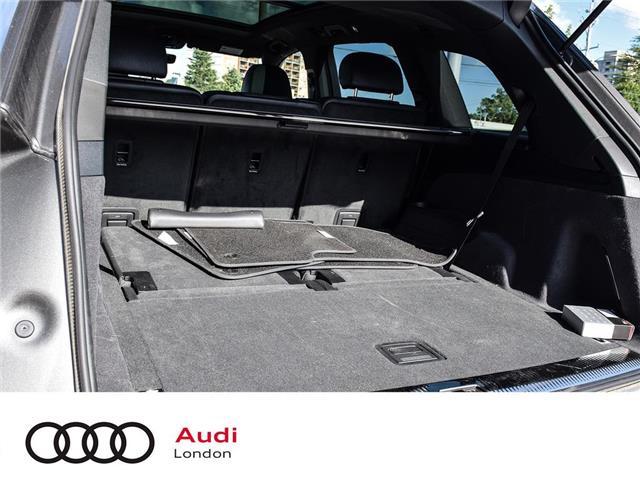 2019 Audi Q7 55 Technik (Stk: Q00356) in London - Image 14 of 26