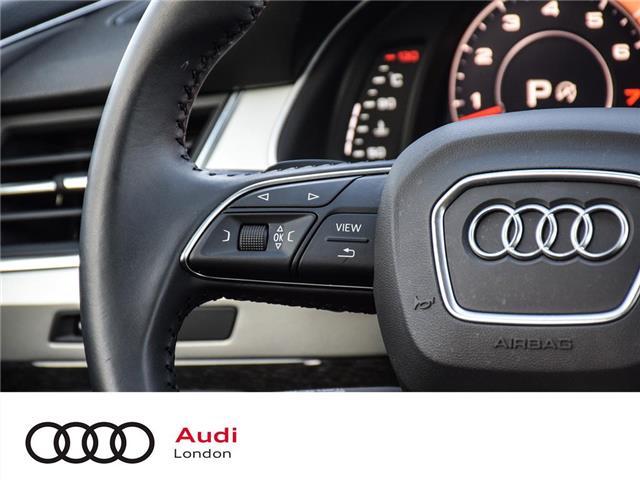 2019 Audi Q7 55 Technik (Stk: Q00356) in London - Image 18 of 26