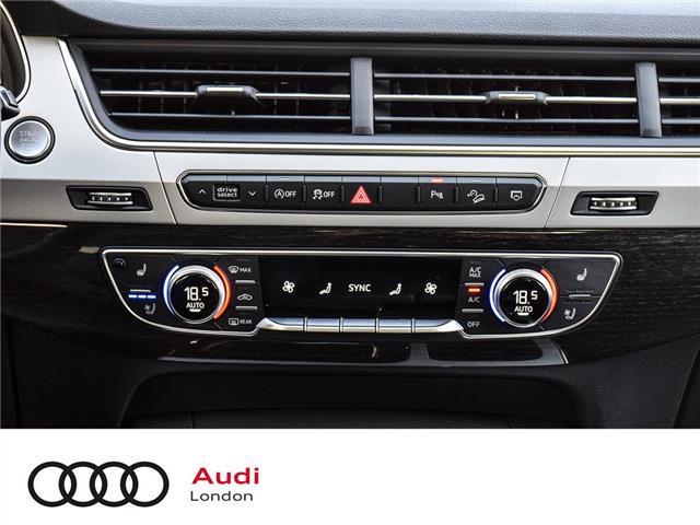 2019 Audi Q7 55 Technik (Stk: Q00356) in London - Image 19 of 26