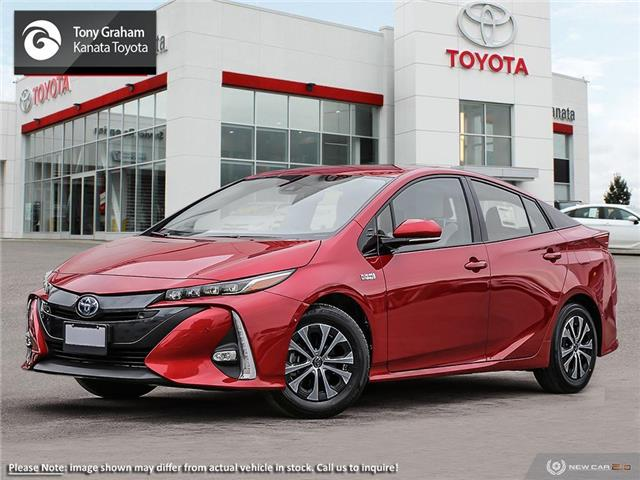2020 Toyota Prius Prime Upgrade (Stk: 89853) in Ottawa - Image 1 of 23