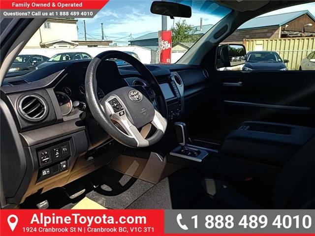 2017 Toyota Tundra  (Stk: X609801M) in Cranbrook - Image 9 of 24