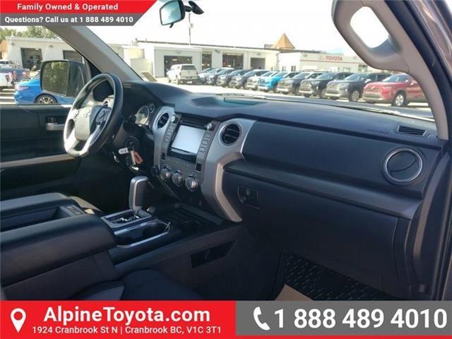 2017 Toyota Tundra  (Stk: X609801M) in Cranbrook - Image 11 of 24
