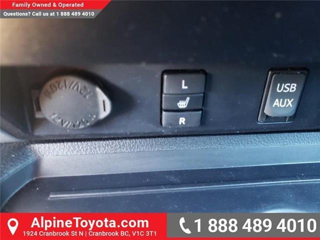 2017 Toyota Tundra  (Stk: X609801M) in Cranbrook - Image 18 of 24