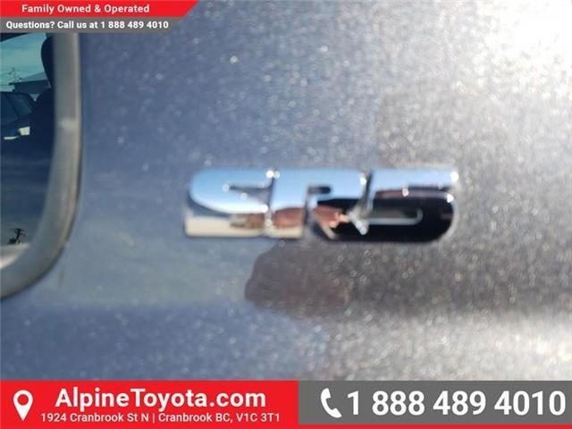 2017 Toyota Tundra  (Stk: X609801M) in Cranbrook - Image 23 of 24