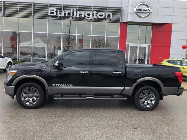 2018 Nissan Titan Platinum (Stk: A6706) in Burlington - Image 2 of 20