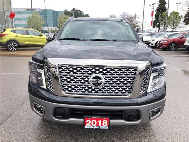 2018 Nissan Titan Platinum (Stk: A6706) in Burlington - Image 8 of 20