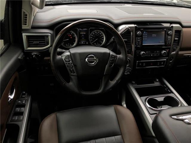 2018 Nissan Titan Platinum (Stk: A6706) in Burlington - Image 18 of 20