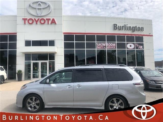 2013 Toyota Sienna SE (Stk: U10801) in Burlington - Image 1 of 22