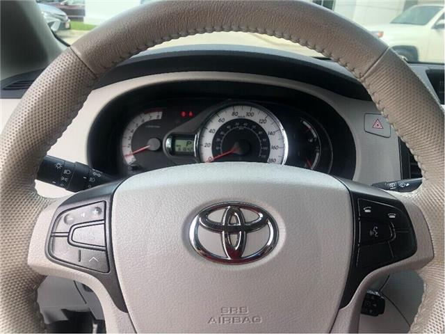 2013 Toyota Sienna SE (Stk: U10801) in Burlington - Image 12 of 22