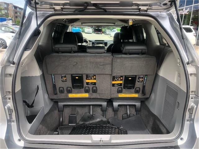 2013 Toyota Sienna SE (Stk: U10801) in Burlington - Image 22 of 22