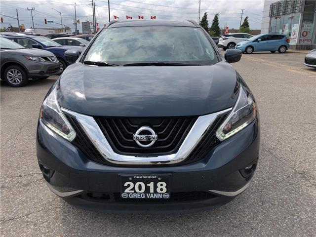 2018 Nissan Murano SV (Stk: U1083A) in Cambridge - Image 8 of 28