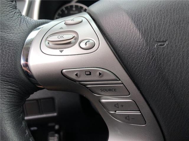 2018 Nissan Murano SV (Stk: U1083A) in Cambridge - Image 15 of 28