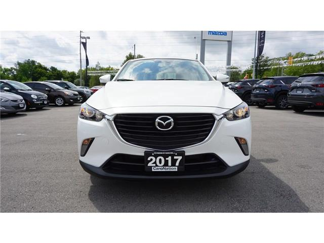 2017 Mazda CX-3 GS (Stk: HN1961A) in Hamilton - Image 3 of 36